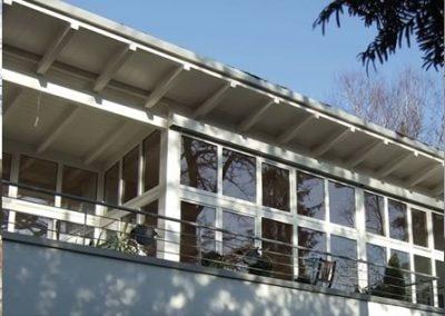 Energetische Sanierung eines Einfamilienhauses, München