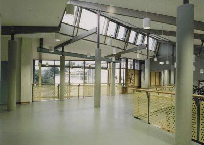 Dreizügige Grundschule mit Kindergarten und Hort in Penzberg; Bauherr: Stadt Penzberg