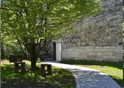 """Neubau von 20 Wohneinheiten mit denkmalgerechter Sanierung des Stadtmauerdurchgangs (""""Salettl"""")"""