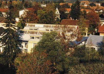Reihenhäuser in Wolfratshausen; Bauherr: Privat