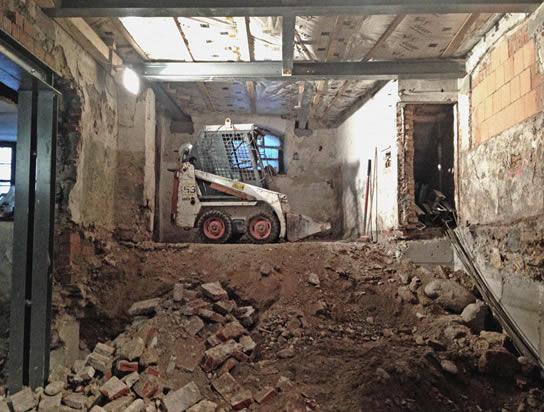 Energetische Sanierung des ehemaligen Schmiedeanwesens, Ort: Bad Tölz
