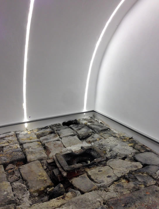 Energetische Sanierung des ehemaligen Schmiedeanwesens in der Römergasse, Bad Tölz (in Kooperation mit dem Landesamt für Denkmalpflege); Bauherr: Privat