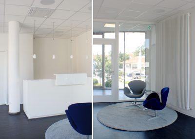 Fertigstellung der neuen Geschäftstelle von Konica Minolta in Weilheim