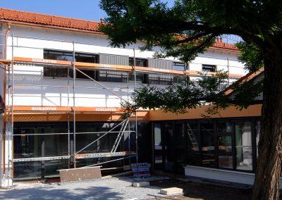 Umbau und Erweiterung des städtischen Kindergarten in Penzberg